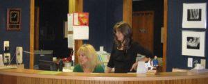 chelsea podiatry front desk